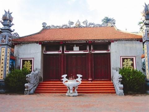 Maison commune, une batisse indissociable de la culture hinh anh 3