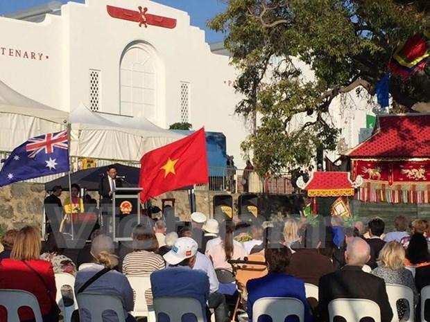 Des produits agricoles du Vietnam presentes en Australie hinh anh 1