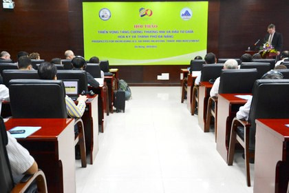 Opportunites de commerce et d'investissement entre Etats-Unis et Da Nang hinh anh 1