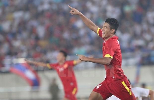 Football U19 : le Vietnam bat Hong Kong hinh anh 1
