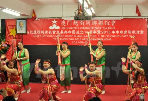 Les Vietnamiens a Macao s'orientent vers leur pays d'origine hinh anh 1