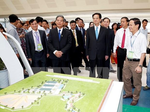 Proteger l'environnement est l'objectif et le noyau du developpement durable hinh anh 1