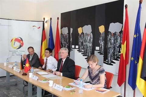 Concretiser le partenariat strategique Vietnam-Allemagne hinh anh 1