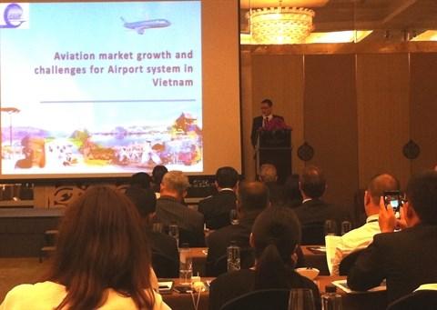 Les gestionnaires d'aeroports de l'Asie du Sud-Est reunis a Hanoi hinh anh 1