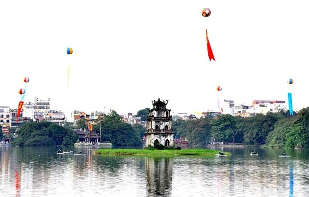 Activites de celebration de la Journee de liberation de la capitale Hanoi hinh anh 1