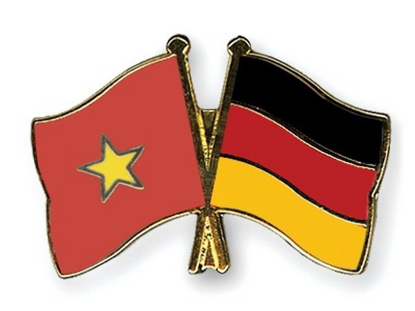 Celebration des 40 ans des relations diplomatiques Vietnam-Allemagne hinh anh 1