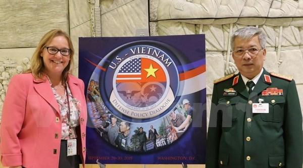 Dialogue sur la politique de defense Vietnam-Etats-Unis hinh anh 1