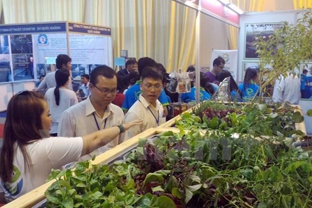 Plus de 460 contrats signes lors de la Techmart 2015 hinh anh 1