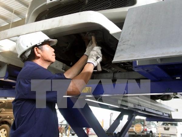 22,2 milliards de dollars d'investissement aseanien injectes dans l'industrie manufacturiere hinh anh 1