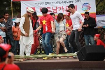 Le Vietnam au Festival Ariang 2015 en Republique de Coree hinh anh 1