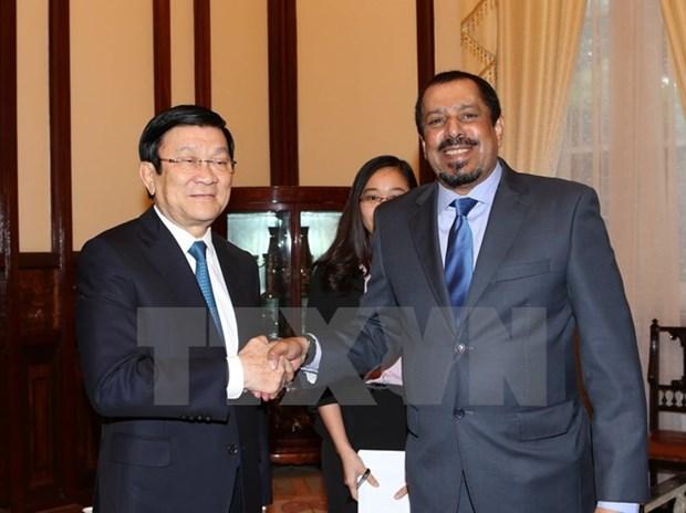 Le Vietnam souhaite renforcer l'amitie et la cooperation multiforme avec le Koweit hinh anh 1