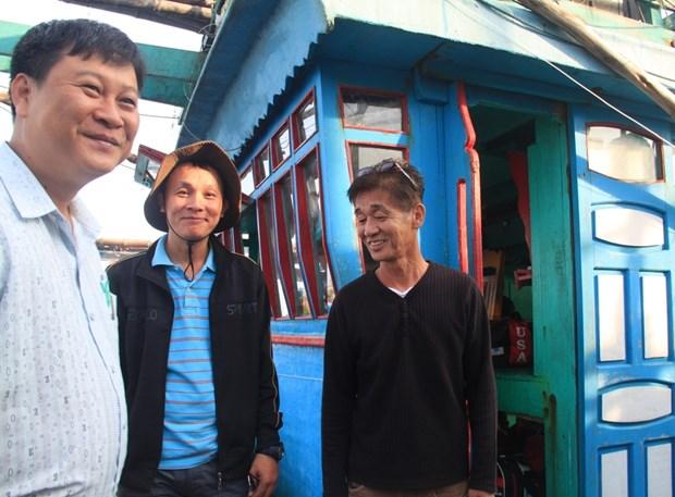 Le Japon aide Binh Dinh a accroitre la qualite du thon hinh anh 1