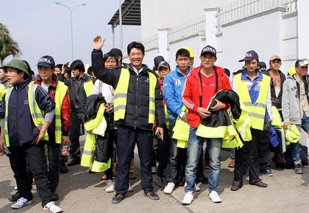 Le Vietnam prend les mesures pour garantir les droits de ses travailleurs a l'etranger hinh anh 1