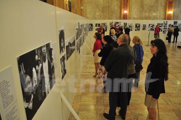 Exposition sur la guerre heroique du Vietnam en Slovaquie hinh anh 1