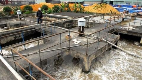 Aide sud-coreenne pour le traitement des eaux usees a An Giang hinh anh 1