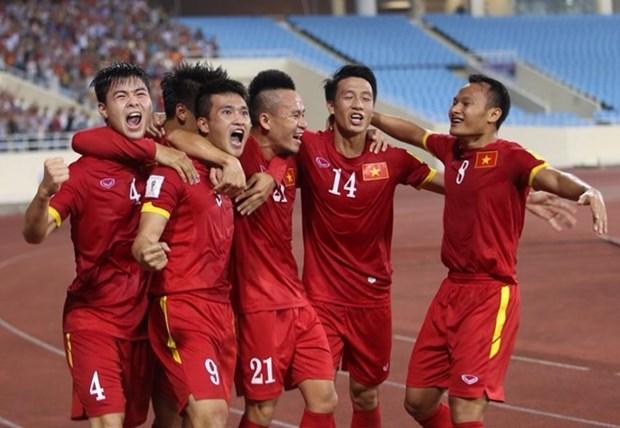 Eliminatoires de la Coupe du monde : Vietnam et Iraq font match nul hinh anh 1