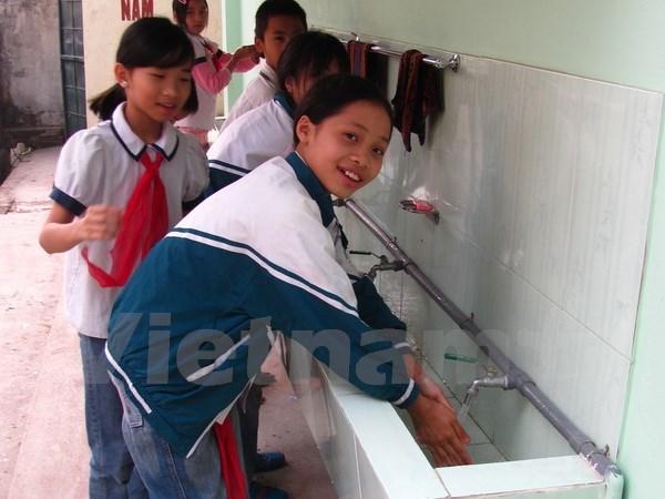 Journee mondiale de lavage des mains au savon: un geste simple pour se proteger hinh anh 1