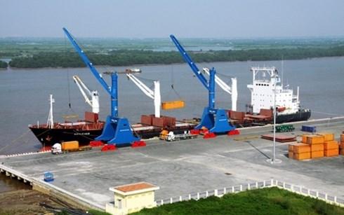 Feu vert a l'elargissement du port maritime de Dinh Vu hinh anh 1