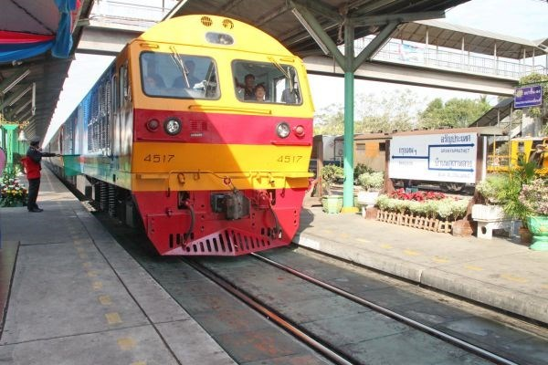 Cooperation Chine-Thailande dans le transport ferroviaire hinh anh 1