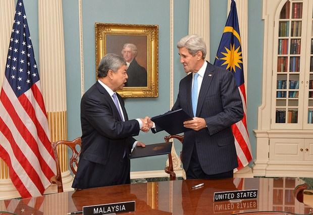 Malaisie et Etats-Unis cooperent pour lutter contre le terrorisme hinh anh 1