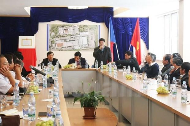 Vietnam-R.tcheque : cooperation dans la lutte contre la criminalite liee a la drogue hinh anh 1