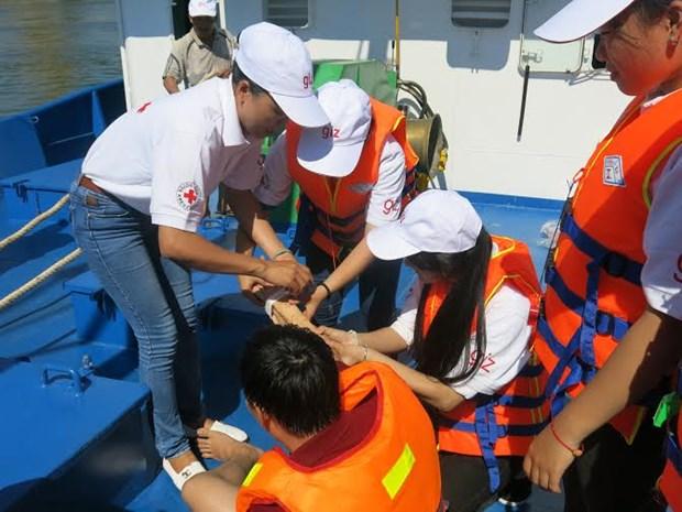 L'Allemagne assiste le Vietnam dans la lutte contre les catastrophes naturelles hinh anh 1