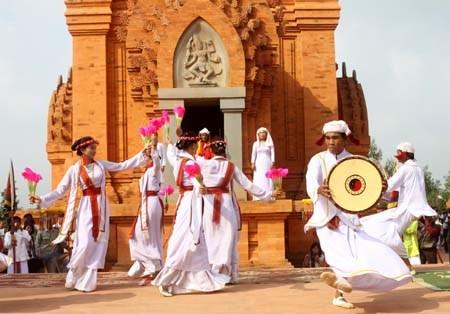 Presentation de la culture de l'ethnie Cham hinh anh 1