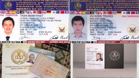 Un permis de conduire international delivre a partir de mi-octobre au Vietnam hinh anh 1