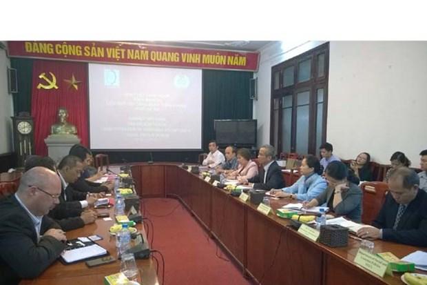 Vietnam-Indonesie : Renforcement la cooperation dans le syndicalisme hinh anh 1