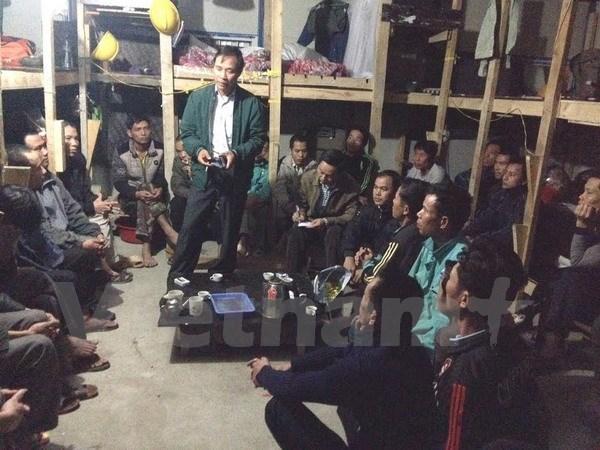L'ambassade du Vietnam en Algerie affirme garantir la securite des travailleurs vietnamiens hinh anh 1
