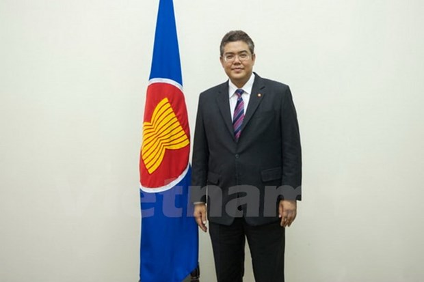 L'ASEAN nomme son nouveau secretaire general adjoint hinh anh 1