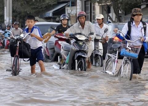 Les Etats-Unis aident le Vietnam a reagir aux catastrophes naturelles hinh anh 1