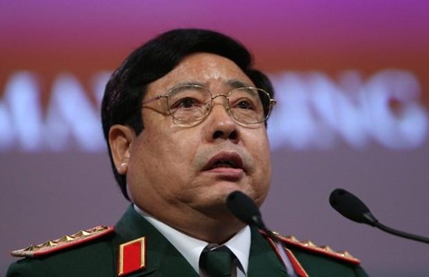 Rencontre entre ministres de la Defense Chine-ASEAN a Pekin hinh anh 1