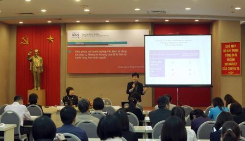 Sauvegarde de la competitivite des entreprises vietnamiennes hinh anh 1
