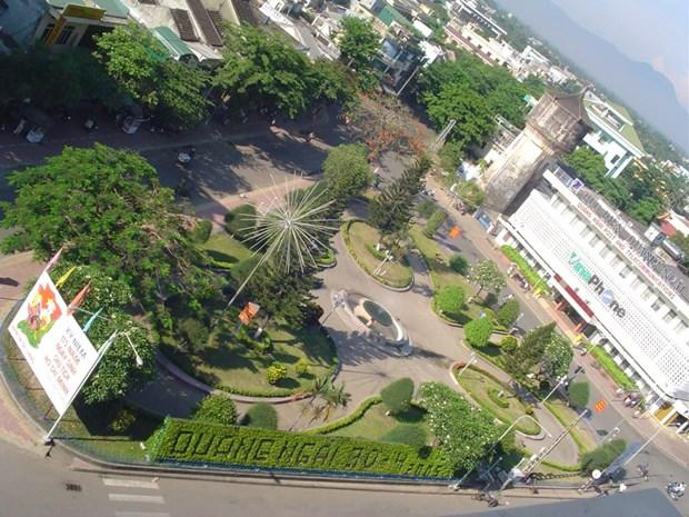 La ville de Quang Ngai reconnue centre urbain de 2e categorie hinh anh 1