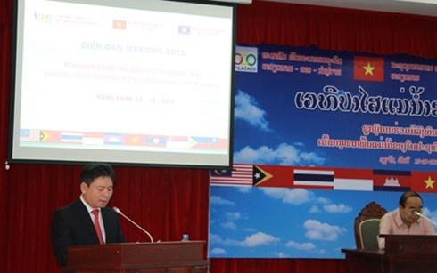 Sub-region du Mekong: resserrement de la cooperation commerciale et d'investissement hinh anh 1