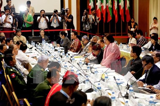 Myanmar : signature d'un cessez-le-feu hinh anh 1