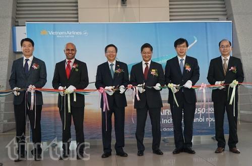Vietnam Airlines : exploitation du A350-900 sur la ligne Hanoi-Seoul hinh anh 1