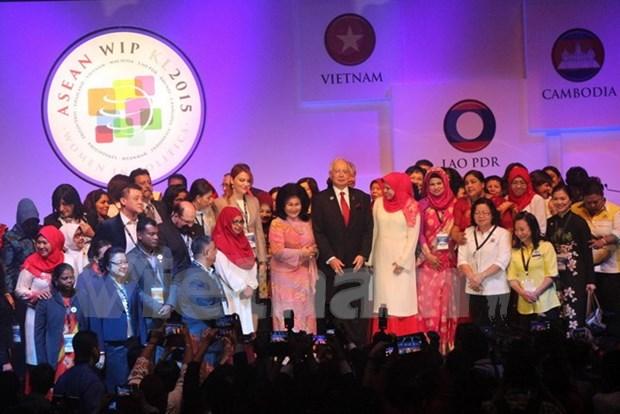 Une delegation du PCV a la conference de l'ASEAN sur les femmes en politique hinh anh 1