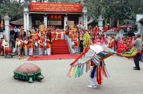 Les danses anciennes de Thang Long-Hanoi remises au gout du jour hinh anh 1