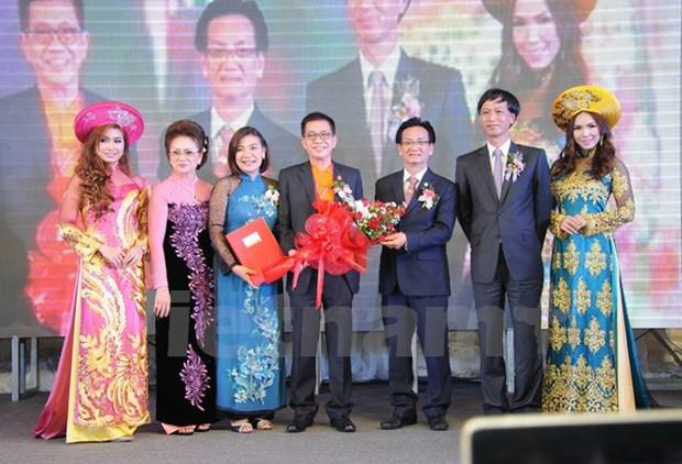Des Vietnamiens en Thailande s'orientent vers leur pays d'origine hinh anh 1