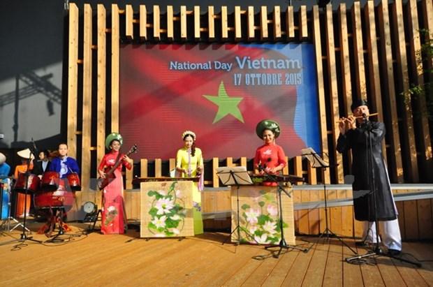La journee nationale du Vietnam a l'Expo Milan 2015 hinh anh 1