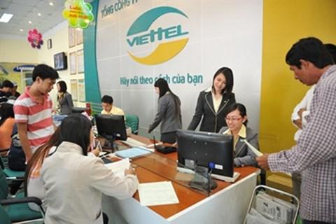 Les figures de proue pour le paiement des impots au Vietnam hinh anh 1