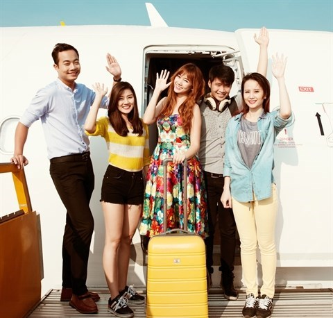 Vietjet Air lance ses promotions «trois jours en or» hinh anh 1