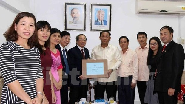 Vietnam et Laos resserrent leur cooperation dans la presse hinh anh 1