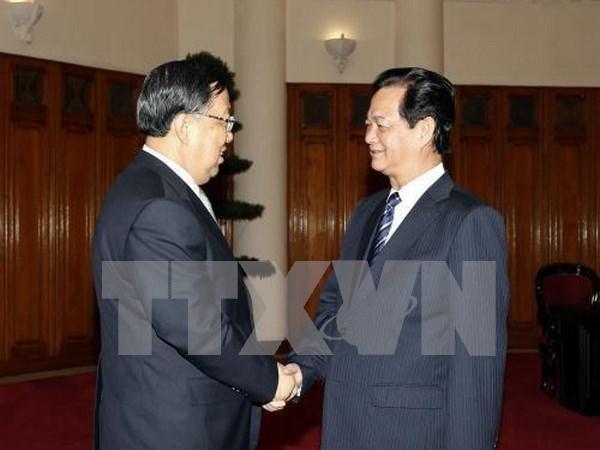 Le ministre chinois de la Securite d'Etat en visite au Vietnam hinh anh 1