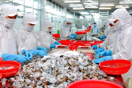 Septembre : 600 millions de dollars d'exportations de produits aquatiques hinh anh 1