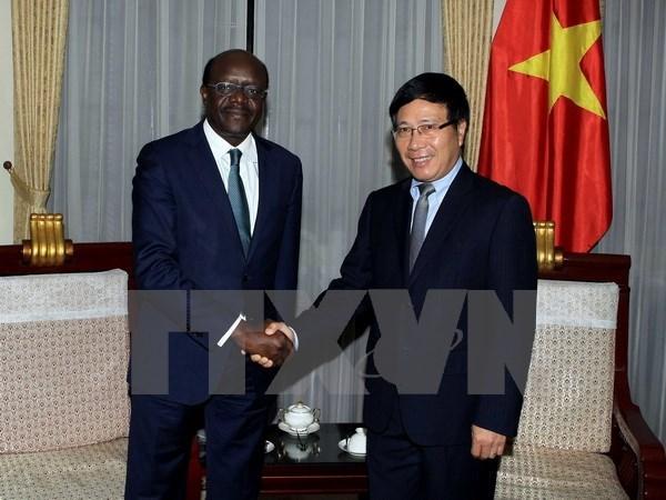L'UNCTAD promeut les relations Vietnam-Afrique dans le cadre de la cooperation Sud-Sud hinh anh 1
