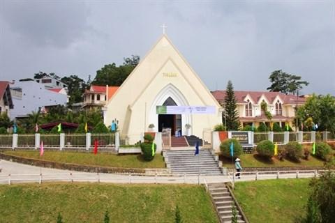 Le protestantisme a la cote dans les hauts plateaux du Centre hinh anh 1