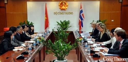Vietnam-Norvege: de belles perspectives de cooperation economique hinh anh 1
